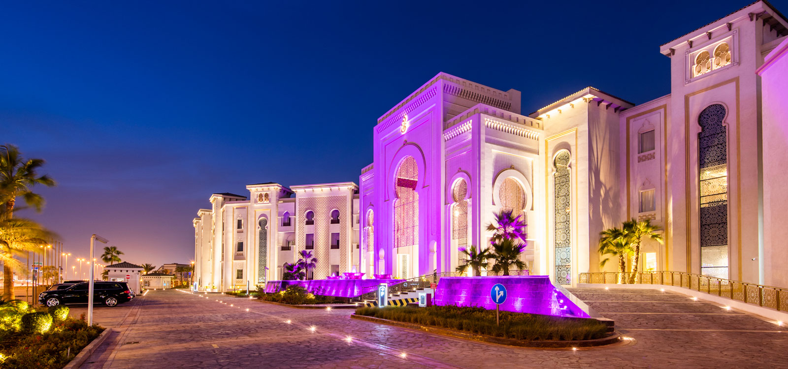 Contact & Location | Ezdan Palace Hotel Doha, Qatar